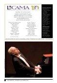 CAMA's Masterseries Presents Richard Goode, Piano—Friday, November 9, 2018, Lobero Theatre, Santa Barbara, 8:00 PM - Page 4