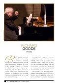 CAMA's Masterseries Presents Richard Goode, Piano—Friday, November 9, 2018, Lobero Theatre, Santa Barbara, 8:00 PM - Page 6
