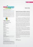 Mediworld September-October 2018 LR - Page 3