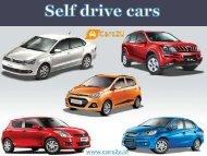Immediate hire Self Drive Cars in Coimbatore -Cars2u