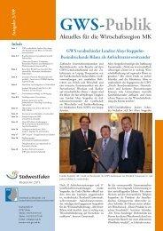 Infocoupon - Gesellschaft zur Wirtschafts- und Strukturförderung im ...