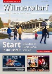 Gazette Wilmersdorf November 2018