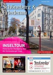 Gazette Schöneberg & Friedenau November 2018