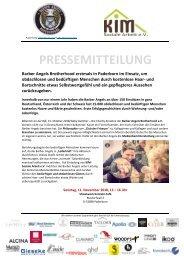 Pressemitteilung Barber Angels_Paderborn November 2018