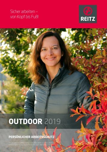 Outdoorkatalog 2019