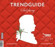 Trendguide Salzburg No. 16