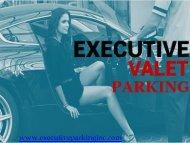 Valet Parking Companies Miami | Executive Valet Parking