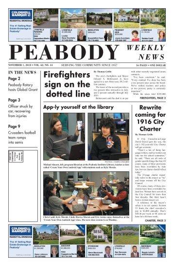 Peabody 11-1
