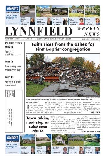 Lynnfield 11-1