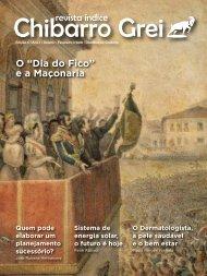 Revista Chibarro Grei - Edição JAN - FEV 2018