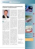 BREMER SPORT Magazin | November 2018 - Page 3