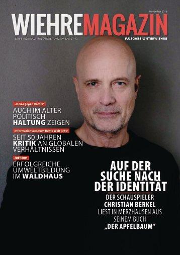 Wiehre Magazin (Ausgabe Unterwiehre, November 2018)