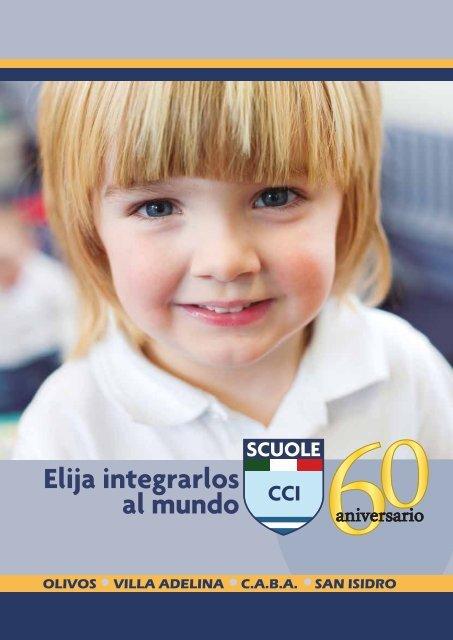 SCUOLE CCI 60º aniversario