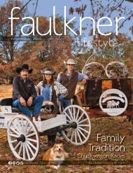 Faulkner Lifestyle Magazine November 18 Edition