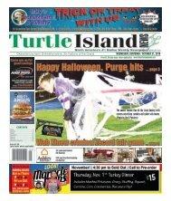 Turtle Island News - 10/31/2018