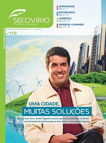 Revista SECOVI RIO - 113