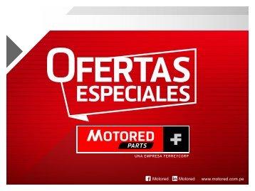 Catálogo de Ofertas Motored Parts