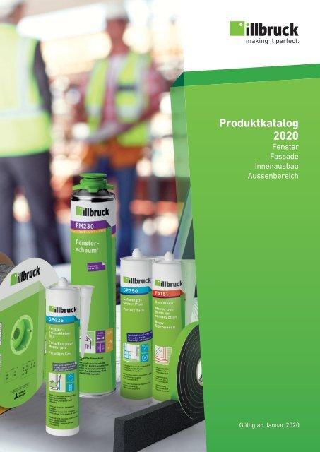 illbruck Produkte-Katalog 2020