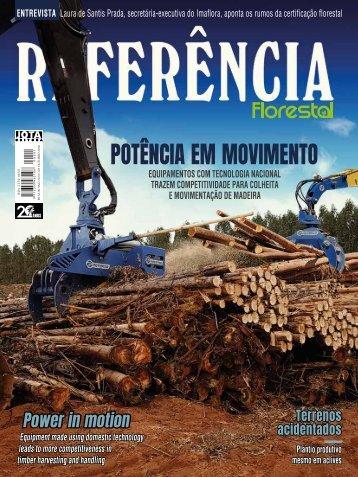 *Outubro/2018 - Referência Florestal 201