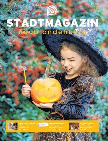 Stadtmagazin November 2018