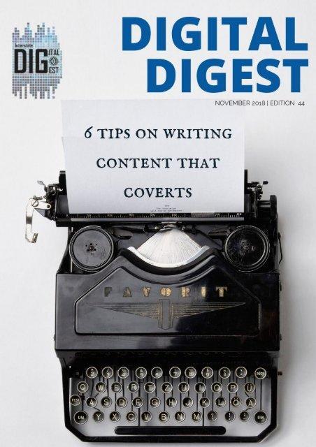 Digital Digest - November - Edition 44 (2)