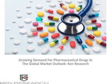 Global Pharmaceutical Drugs Market Research Report, Size, Share, Analysis, Growth, Trends, Global Ophthalmology Drugs Industry Report : Ken Research