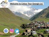 Welcome to Colour Tour Georgia LLC