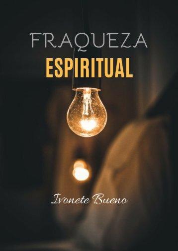 Fraqueza Espiritual