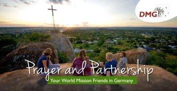DMG – Prayer and Partnership