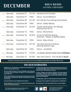 Boca Raton December 2018 Happenings - Page 4