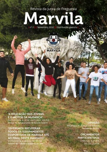 revista marvila novembro 2018