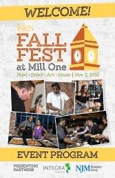 Isles Fall Fest Program Book