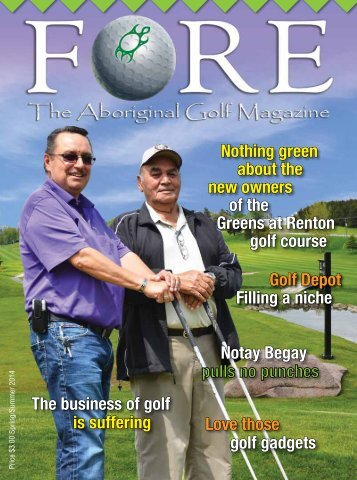 FORE Golf - Summer 2014