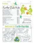 Turtle Club Kids - Earth Day 2018 - Page 3