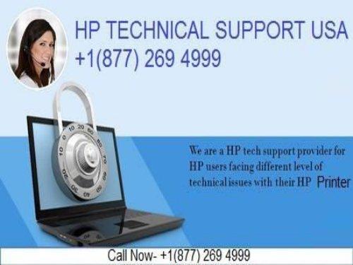 HP Printer Number USA