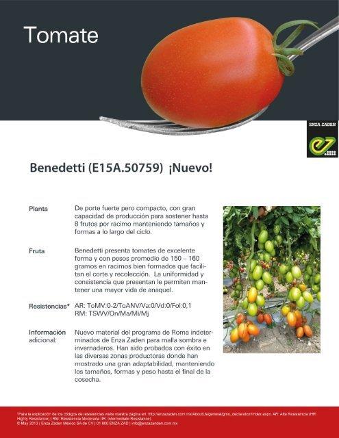 Tomate Benedetti