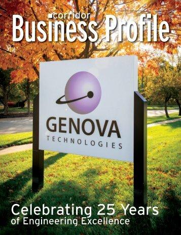 Genova Corridor Business Profile