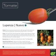 Tomate Lupenza