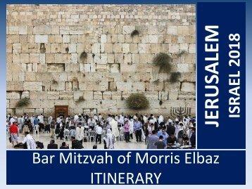 israel morris