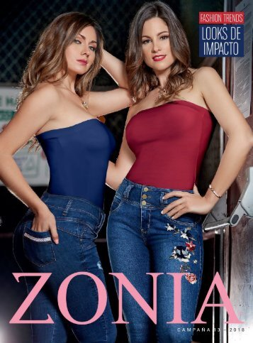 Zonia - Fashion Trends Looks de Impacto