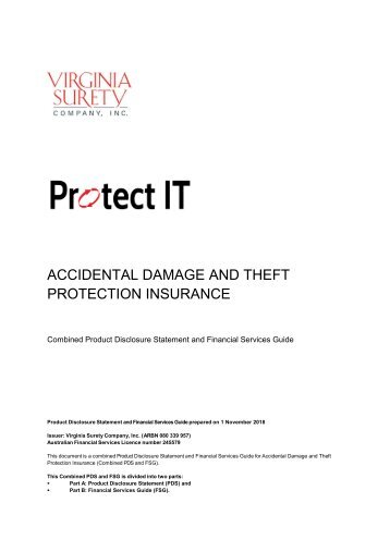 Protect IT ADT PDS-FSG (The School Locker - Referer) Financial Services Guide Combined