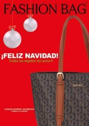 Fashion Bag - Nov-Dic 18