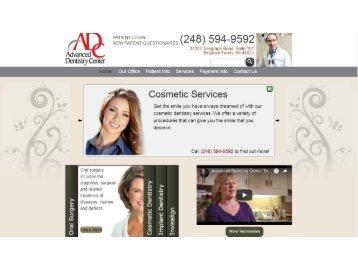 Pediatric Dentist MI | Bloomfield Hills Dental - Advanced Dentistry Center