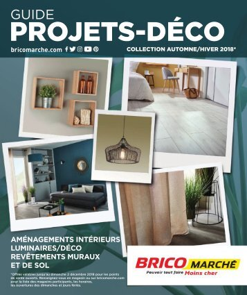 catalogue Bricomarche novembre 2018