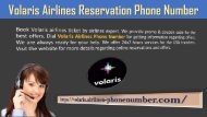 Cheap Flights from Volaris Airlines Reservation Phone Number