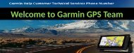 How Garmin Technical Support Toll free Number 1-866-959-3523 can help you out?