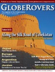 Globerovers Magazine, Dec 2018