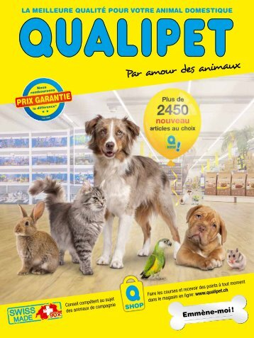 QUALIPET catalogue français