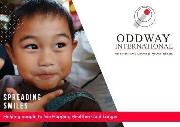 Oddway International: Pharmaceutical Exporter & Wholesaler