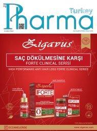 Pharma Turkey Ekim 2018